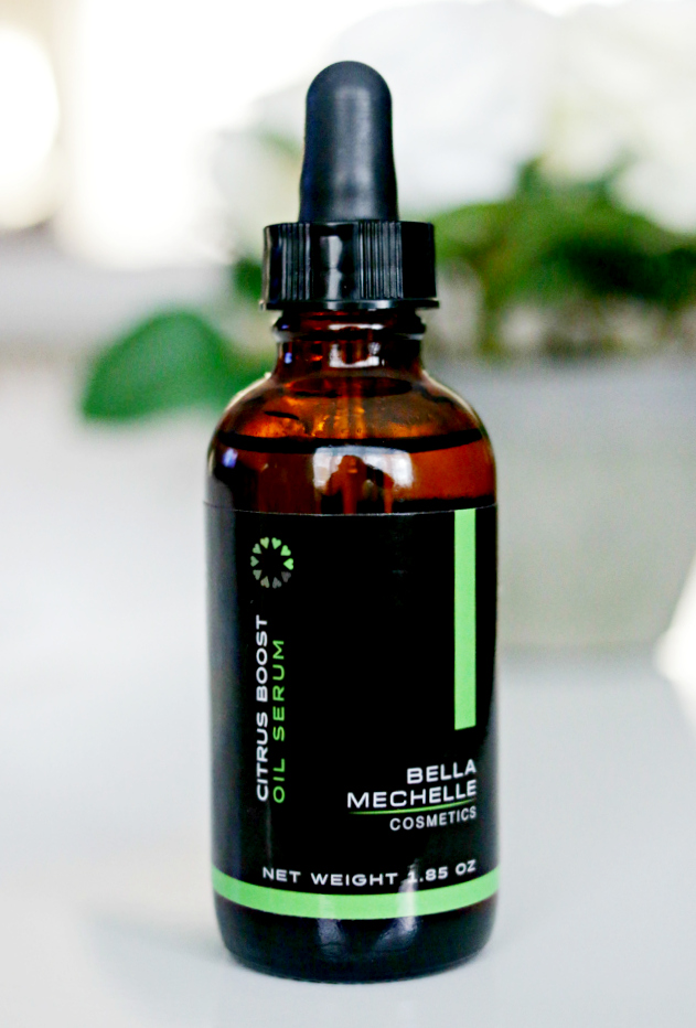 Bella Mechelle Citrus Boost Oil Serum