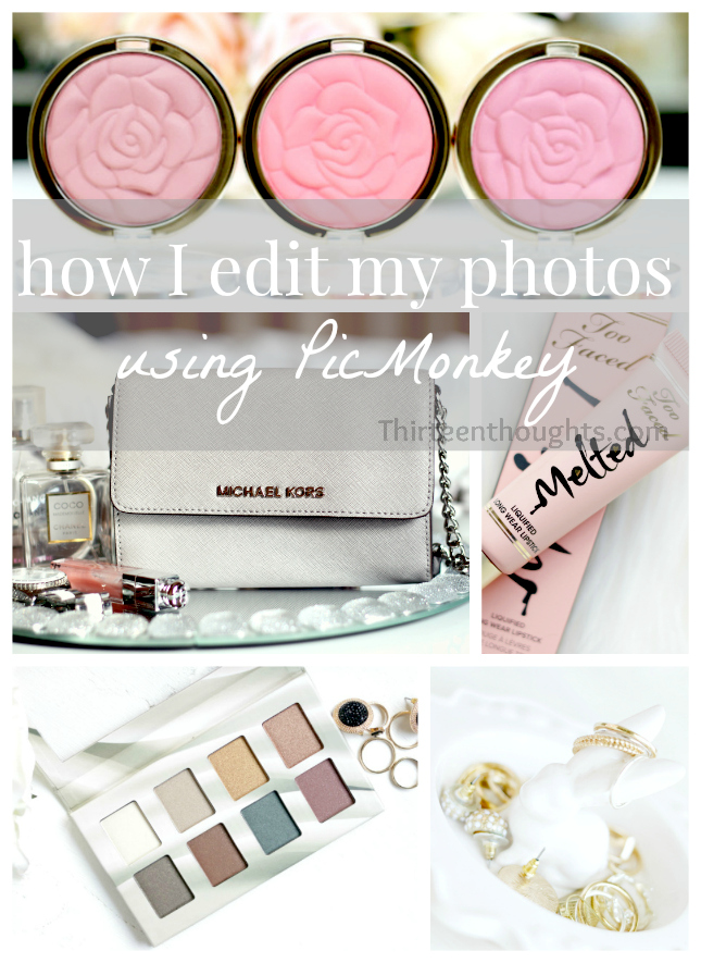 How to edit photos using PicMonkey