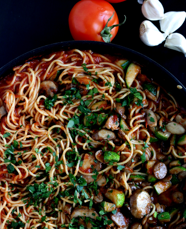 Veggie Pasta recipe