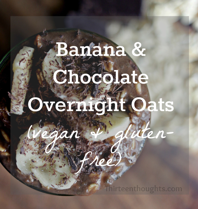overnight oats pinterest