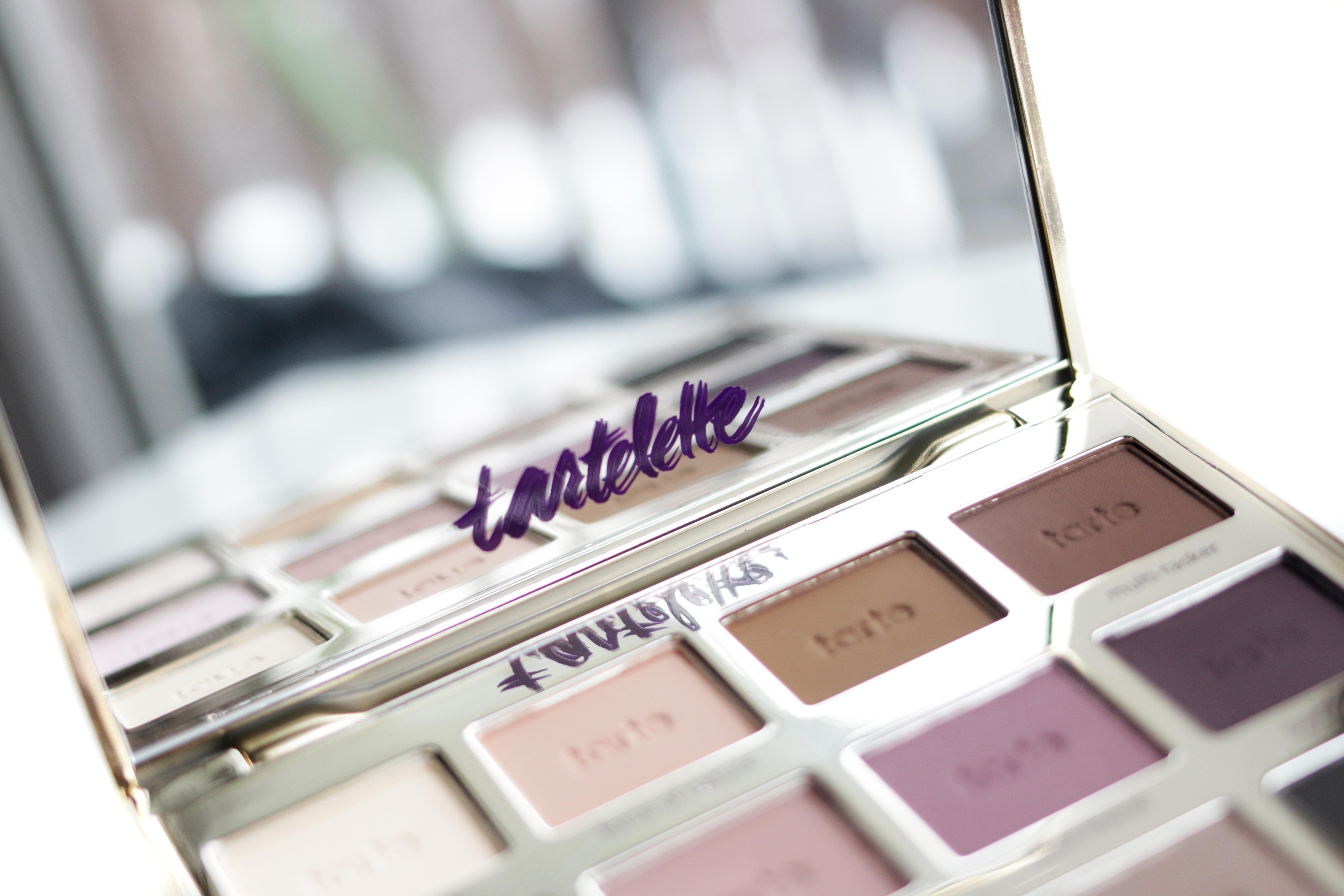 Tartelette palette review