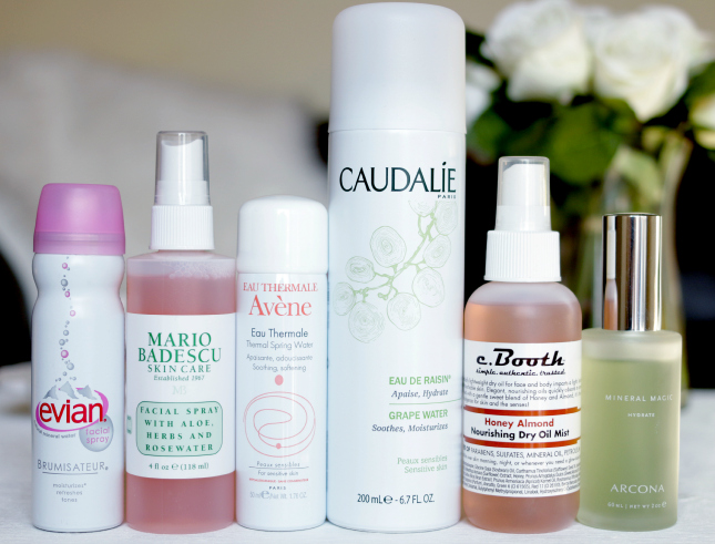 best facial mists