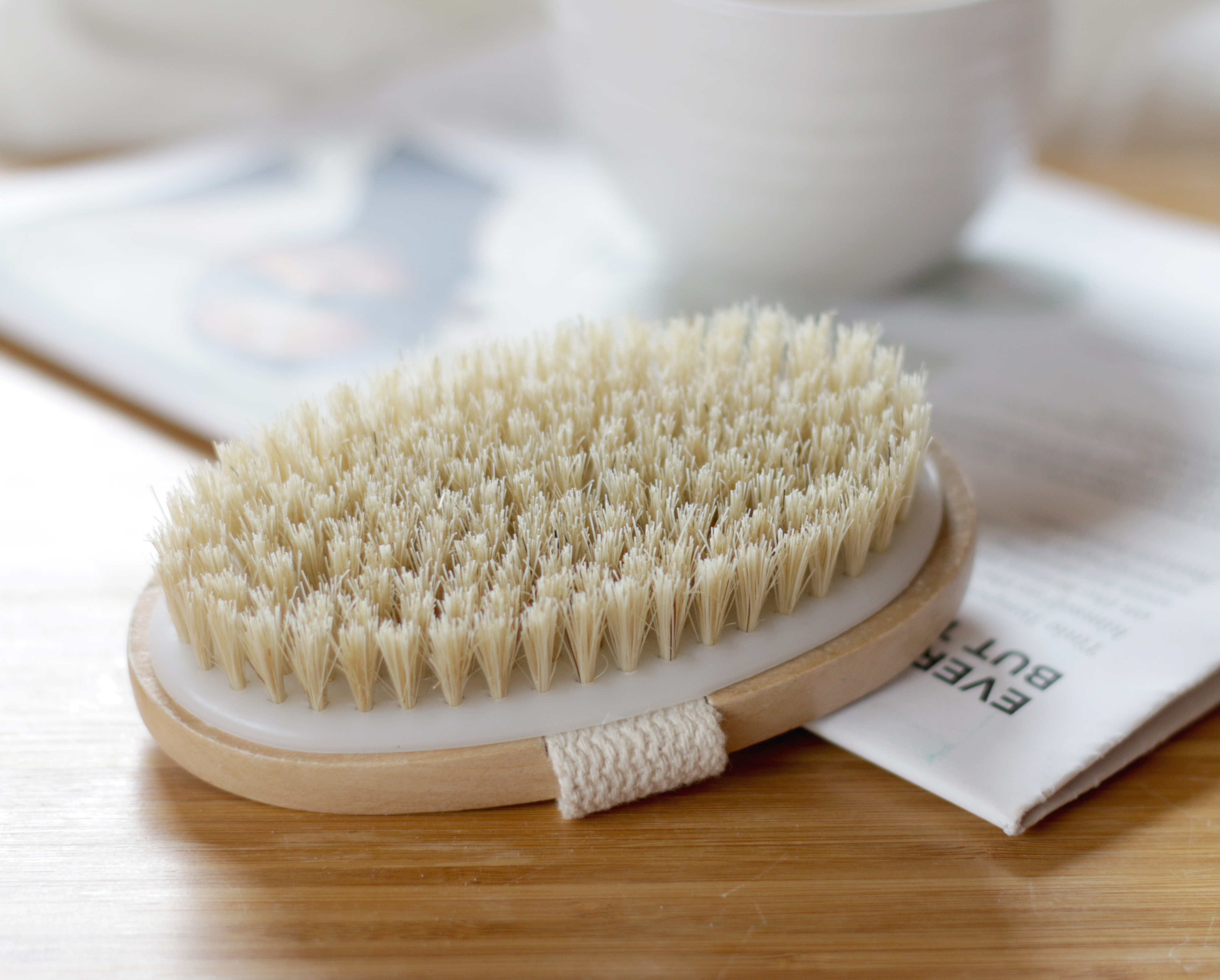 body brushing