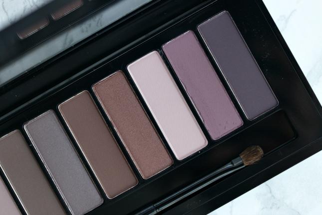 Loral nude 2 palette review