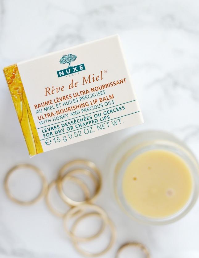 Nuxe Ultra nourishing lip balm