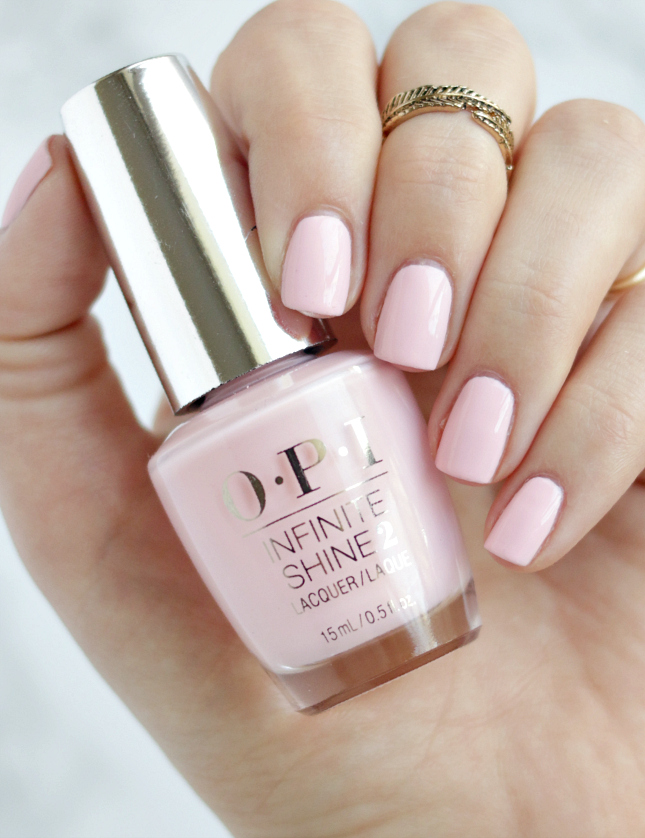 Opi Pretty Pink Preserves Thirteen Thoughts