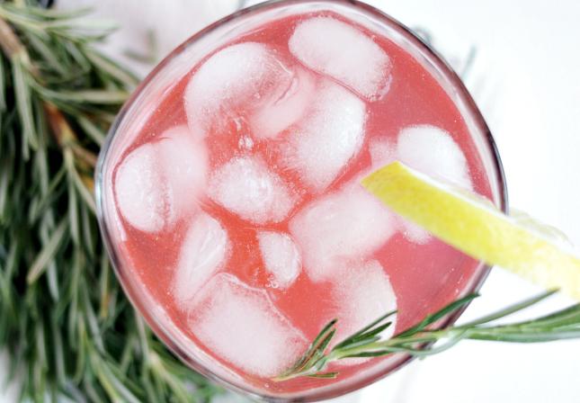 healthy sugar free lemonade