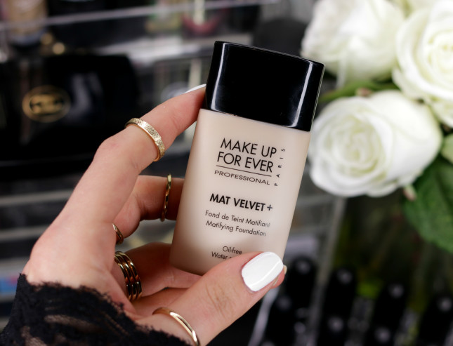 One fab foundation I will never stop using