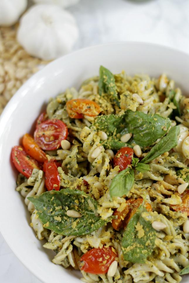 how to make vegan gluten free pasta from scratch