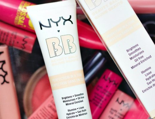 NYX bb cream review