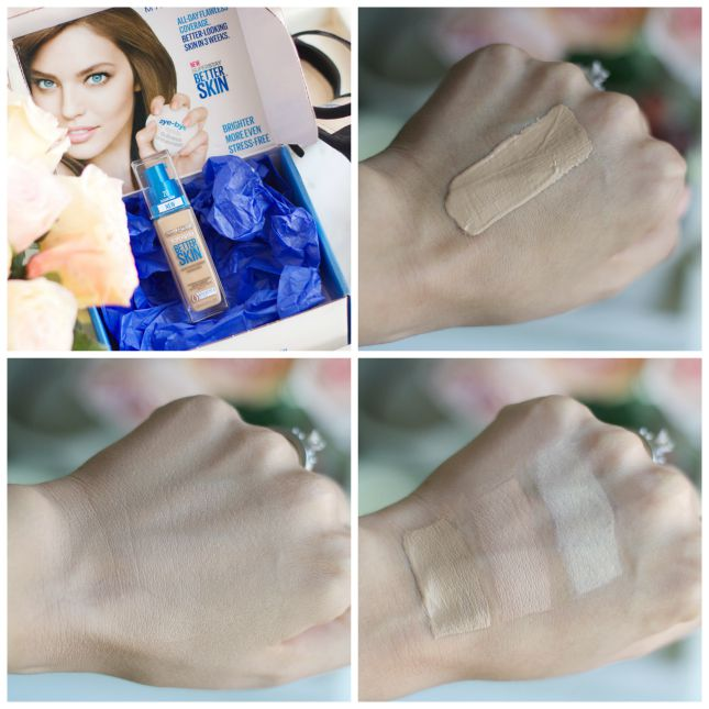 Superstay Better Skin Powder by Maybelline #19