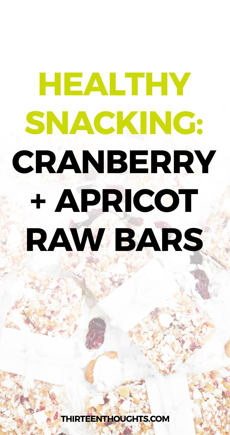 Homemade Vegan Raw Bars #vegan #healthysnack