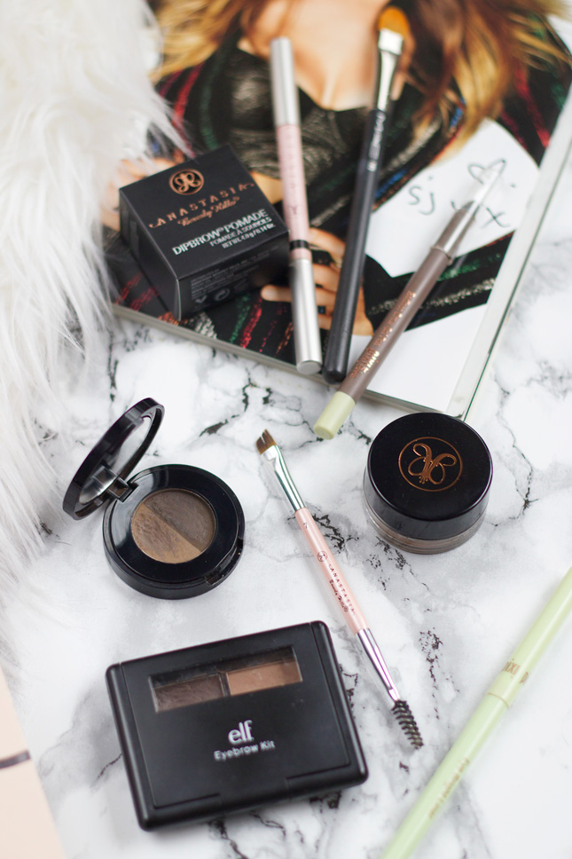 My Favorite Eyebrow Products For A Natural Look Thirteen Thoughts