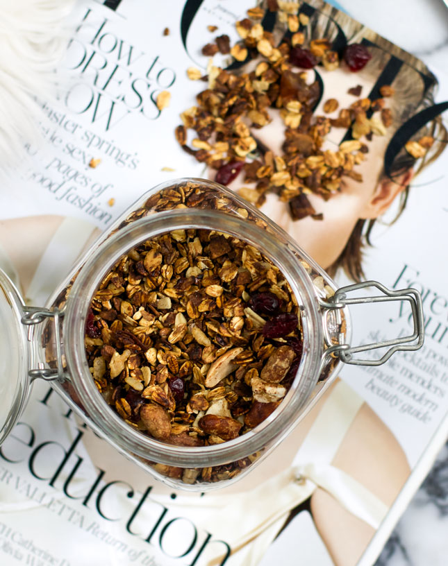 homemade-granola