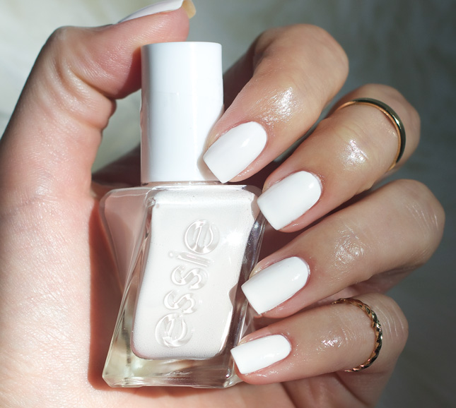 Essie Gel Couture-Review + Swatches - THIRTEEN THOUGHTS