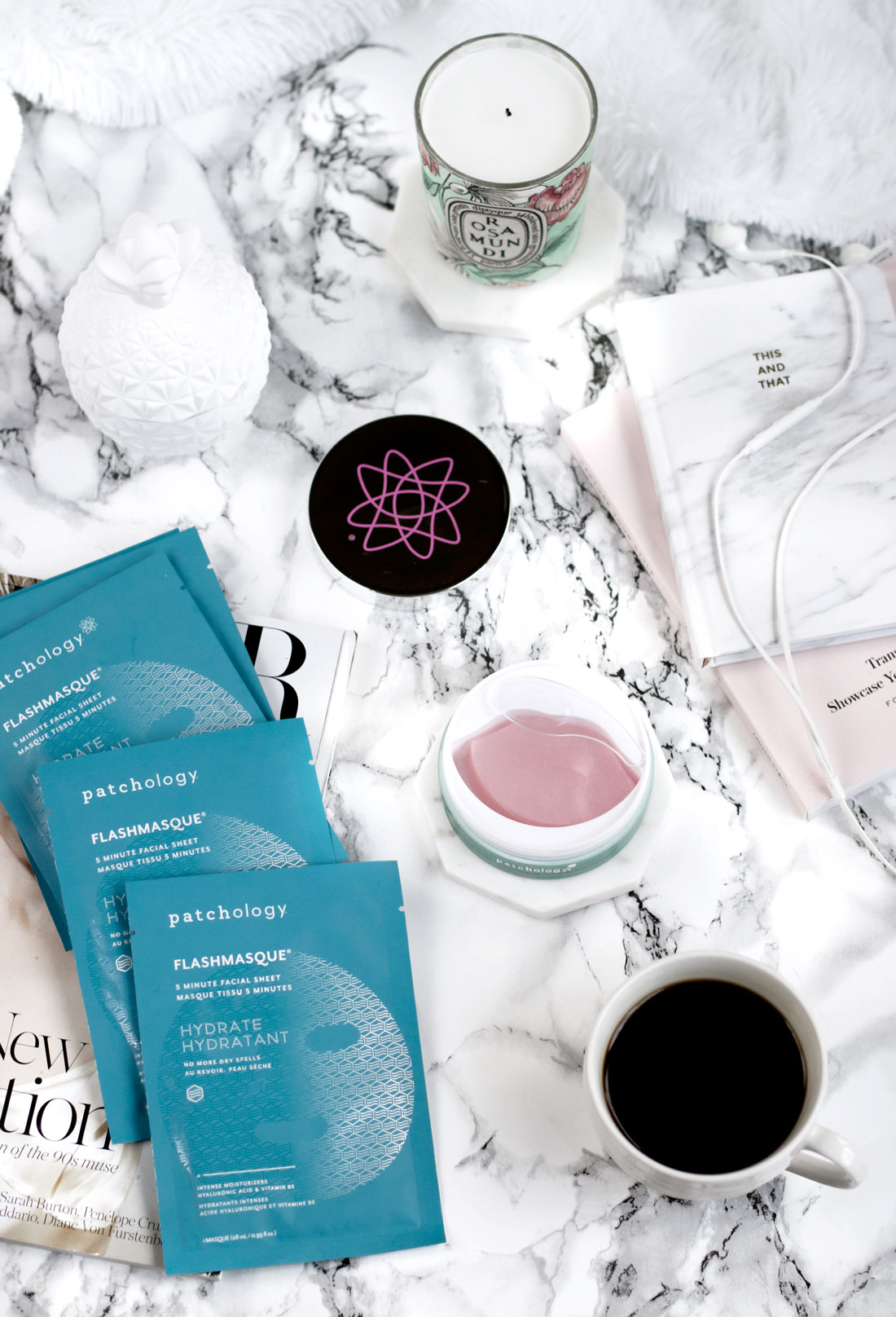 5 Ways to Pamper Yourself in The Morning (in 10 minutes or less)
