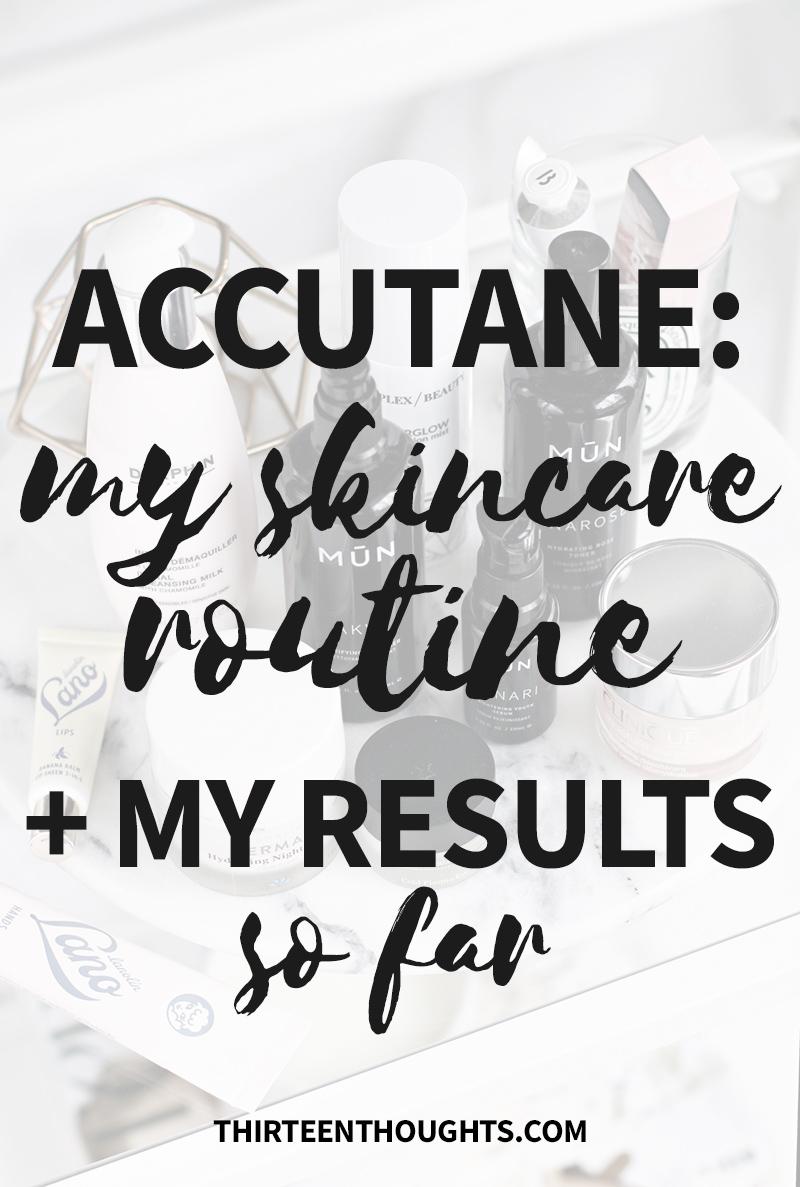 accutane results
