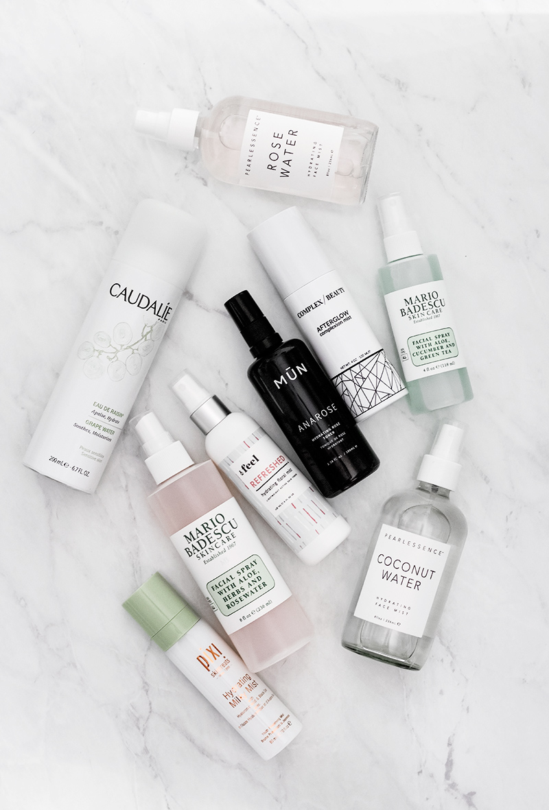 9 Facial Mists to Love