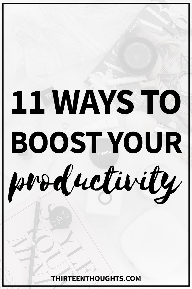 Productivity tips | how to be productive | ways to boost productivity | productivity | work | blogging tips | 80/20 rule | lifestyle blog | how to stay productive | Self-growth | self-improvement