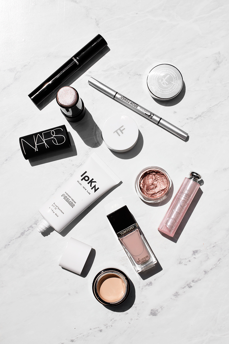 7 Products + No Tools: My 5-Minute Face