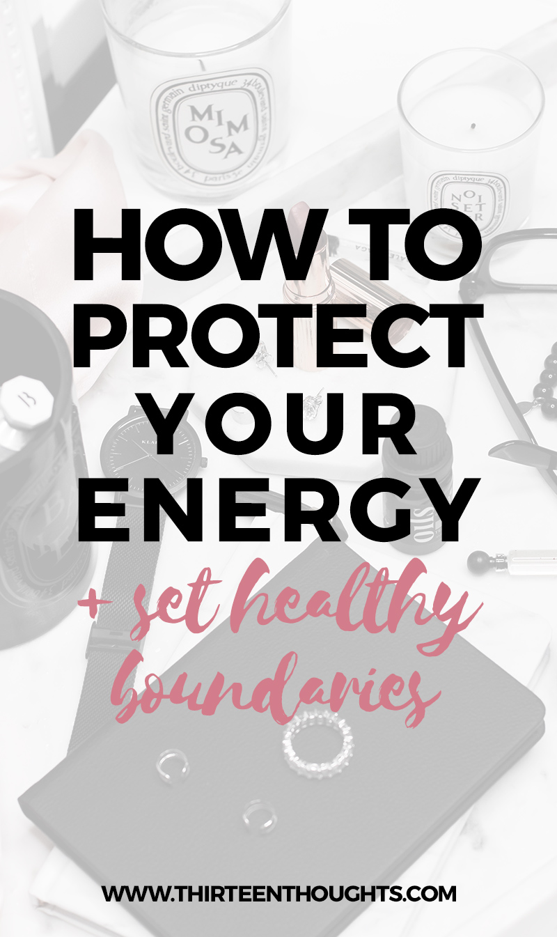 Protect-Your-Energy-Habits