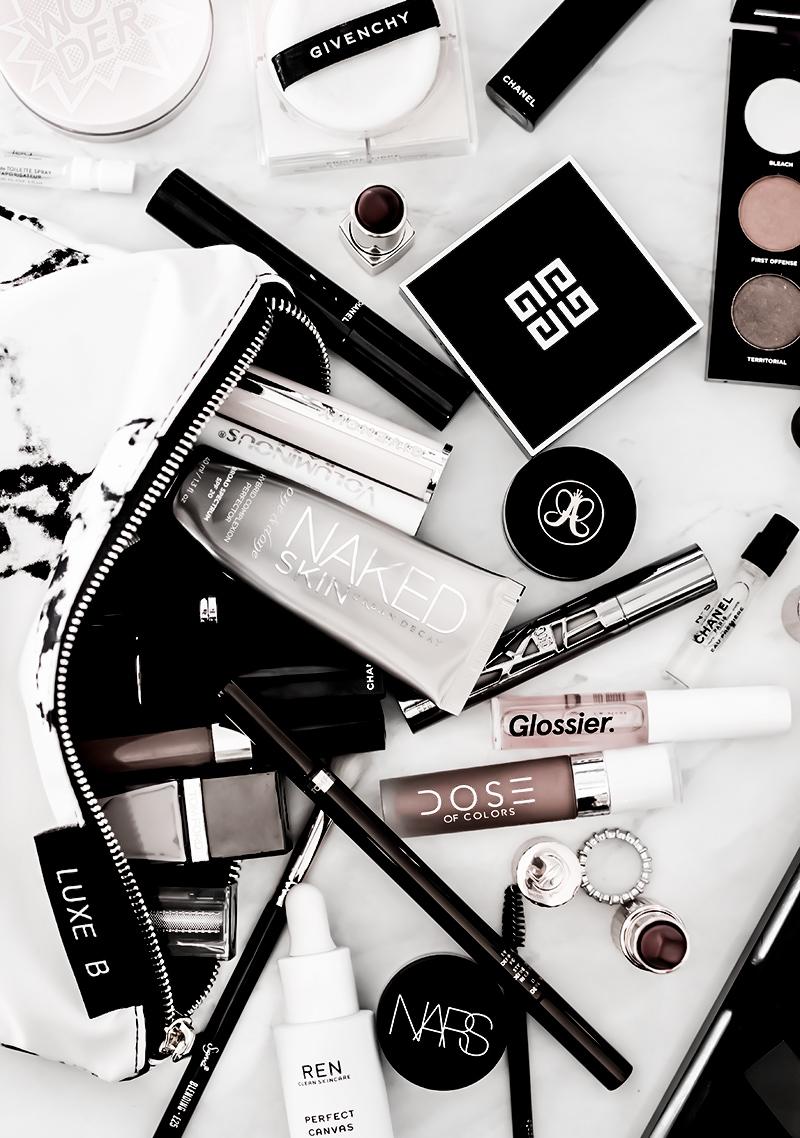What's in My Makeup Bag: November