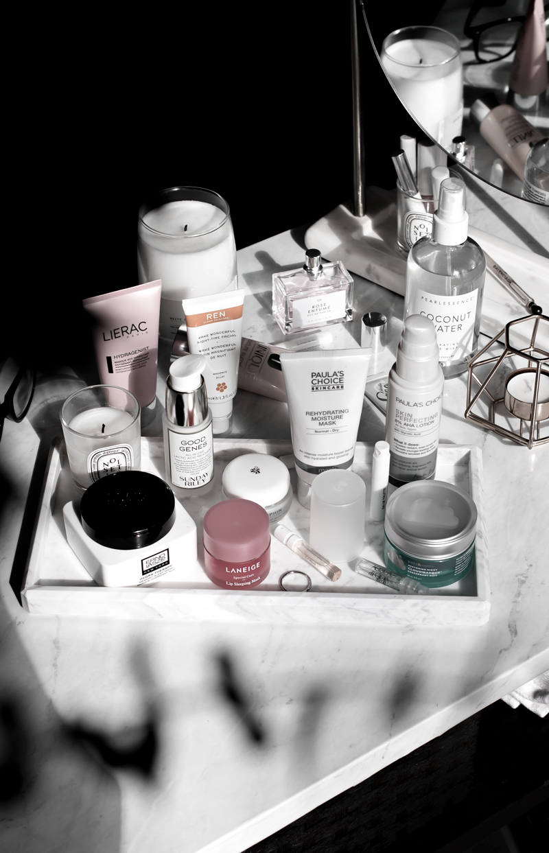 Best Overnight Beauty Products + Treatments