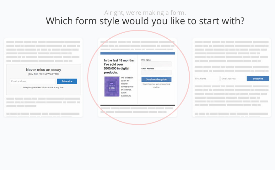 ConvertKit-Starting-a-Form