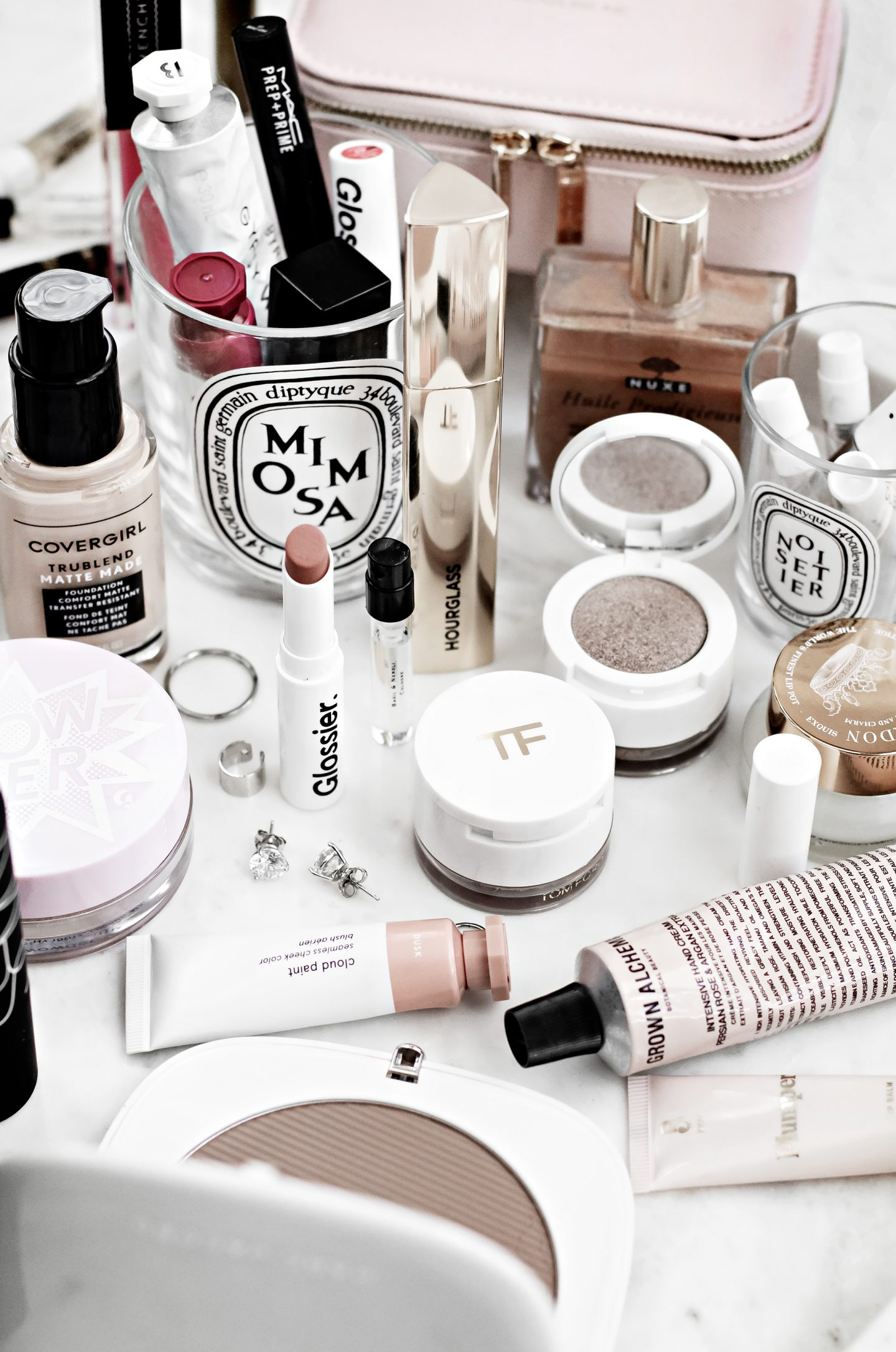 What's in my Makeup Bag: July