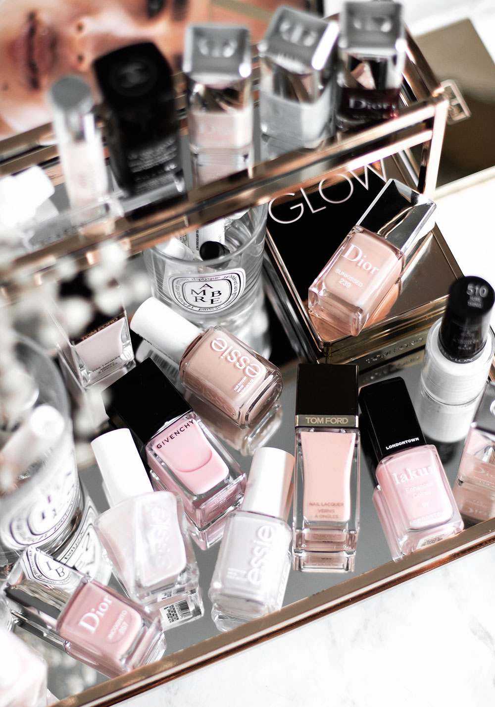 Pretty Pinks, Nudes + Neutrals- Simple Nail Colors to Love