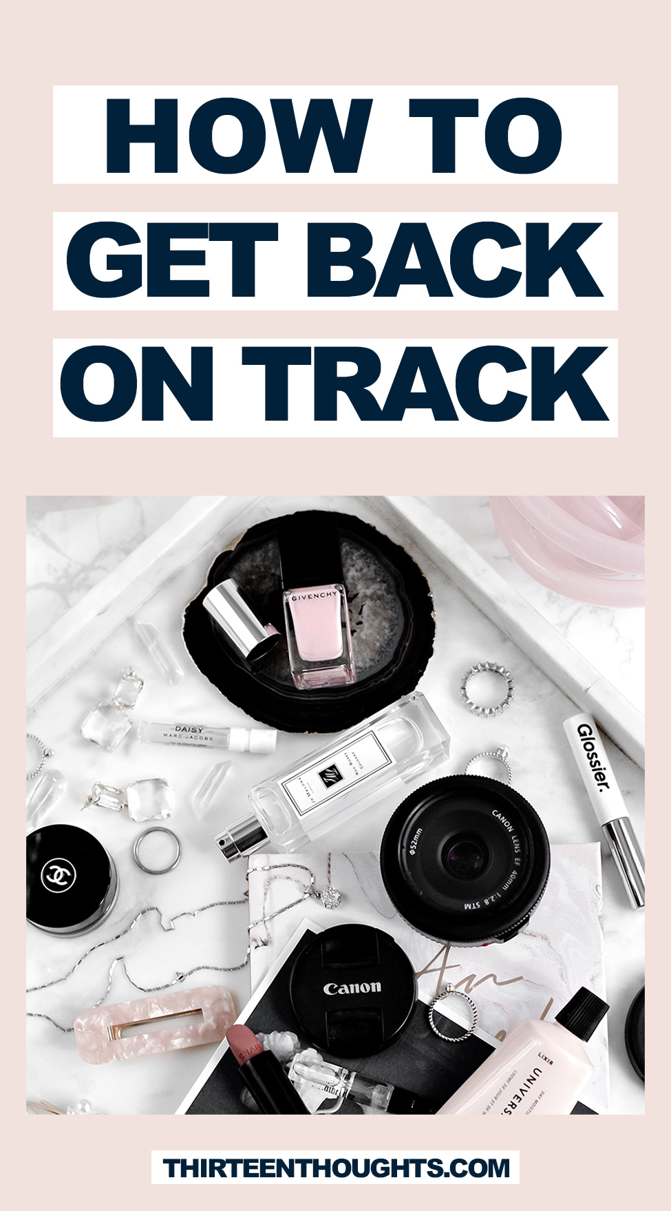How to Get Back On Track